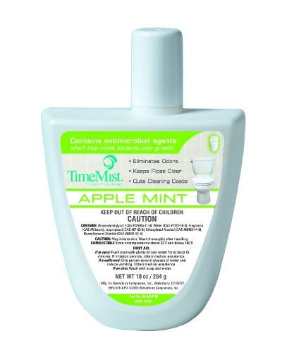 Virtual Janitor Cleaner & Deodorizer, Apple Mint Scent