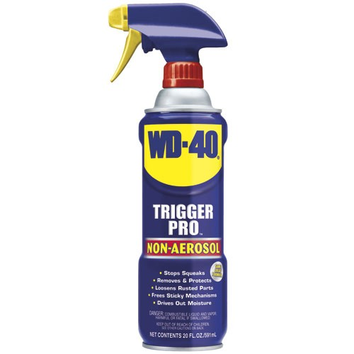 WD-40 Trigger Pro, 20 Oz. Spray Can