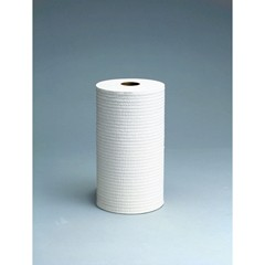 WYPALL X60 Wipers, Small Roll, 9 4/5 x 13 2/5, White, 130/Roll
