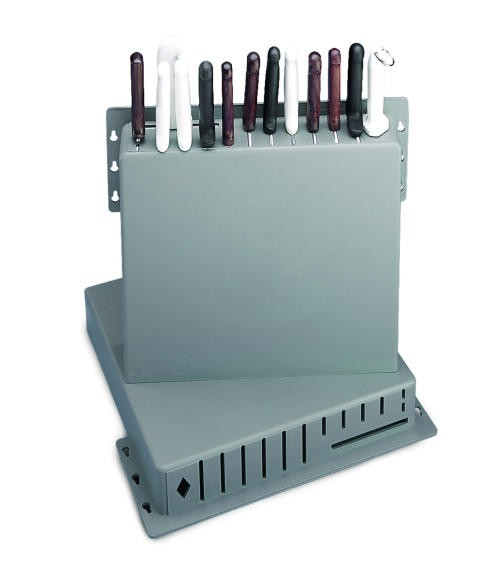 Wall Mounted Icel Knife Rack For 12 Knives - 15