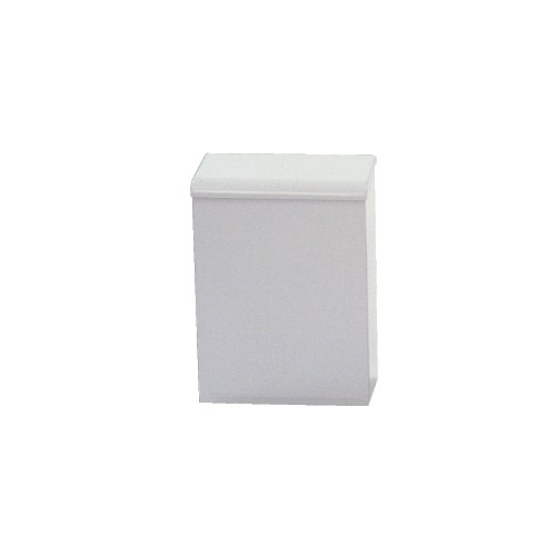 Wall Mounted Sanitizer Napkin Receptacle/Garbage Bin
