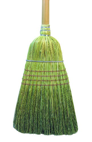 Warehouse Broom, Corn Fiber Bristles, 42