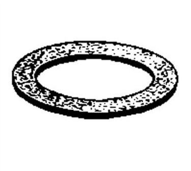 Washer, Drain (F/ 2Nps, Rubber )