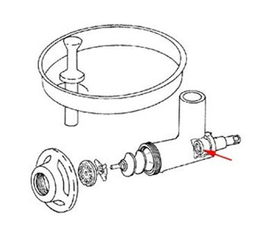 Franklin Machine Products  205-1008 Washer (Fiber)