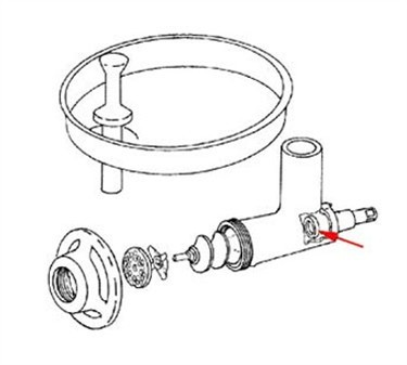 Franklin Machine Products  205-1054 Washer, Fiber