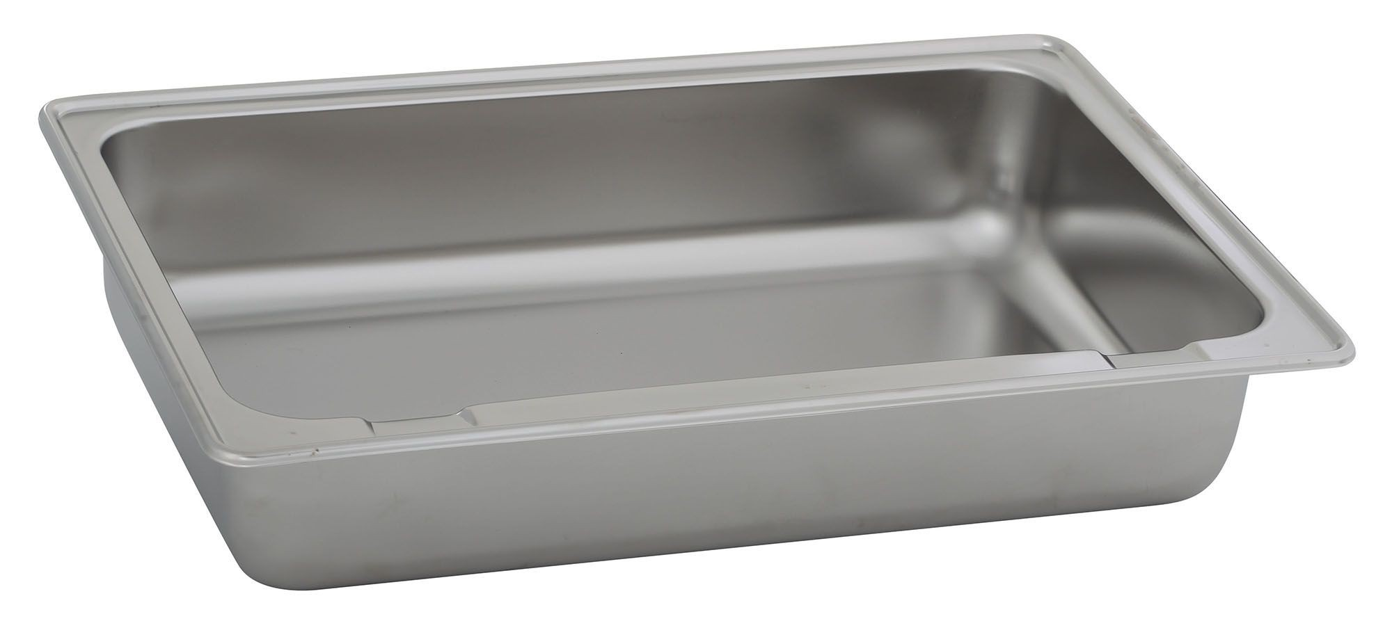 Winco 101-WP Water Pan for 8 Qt. Virtuoso Roll-Top Chafers 101A and 101B