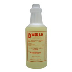 Water Soluble Deo And Disenf 4/1Gal
