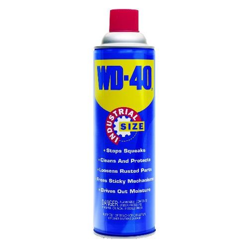 Wd-40 Lubricant, 16 Oz, Aerosol Can