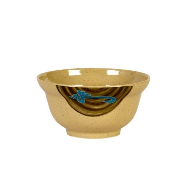 Thunder Group 3201J Wei Melamine Noodle Bowl 20 oz.