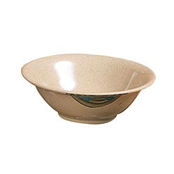 Wei Melamine 21 Oz. Asian Noodle Bowl - 6-4/5