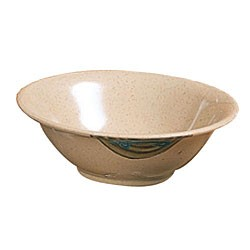 Wei Melamine 26 Oz. Asian Noodle Bowl - 7-4/5