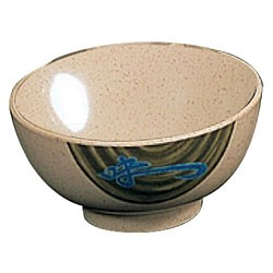 Thunder Group 5208J Wei Melamine Rice Bowl 56 oz.