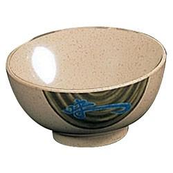 "Thunder Group 5208J Wei Melamine Rice Bowl 56 oz., 8"""
