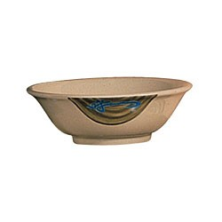 Wei Melamine 47 Oz. Rimless Asian Noodle Bowl - 8-1/2
