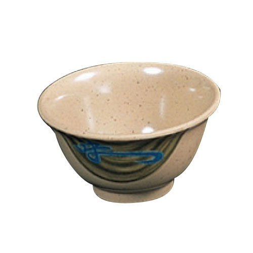 "Thunder Group 3008J Wei Melamine Rice Bowl 5 oz., 3-3/4"" Dia."