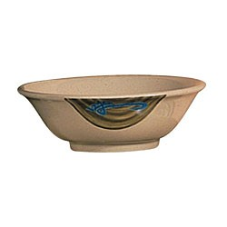 Wei Melamine 64 Oz. Rimless Asian Noodle Bowl - 9-2/3