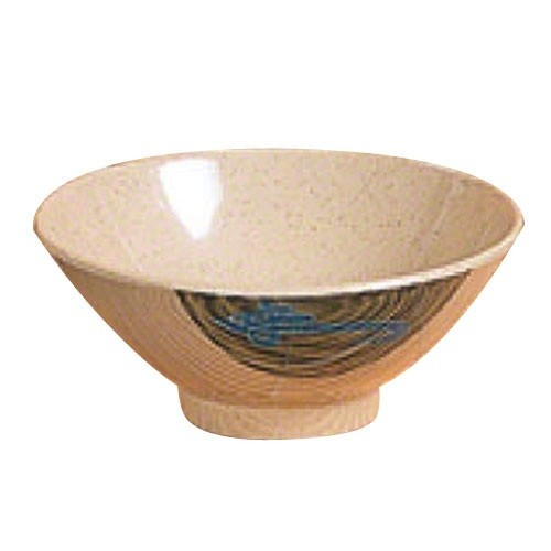 Wei Melamine 8 Oz. Rice Bowl - 4-1/3