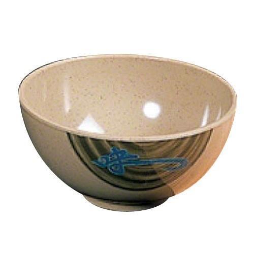Thunder Group 3006J Wei Melamine Rice Bowl 8 oz.