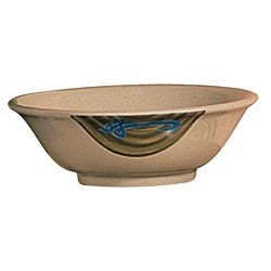 Thunder Group 5095J Wei Melamine Rimless Bowl 96 oz., 11""