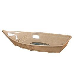 Wei Melamine Sushi Boat Platter - 16-1/4