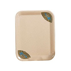 Wei Square Melamine Tray - 13-1/8