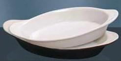 Welsh Rabbit Oval White 12 Oz
