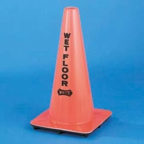 Wet Floor Cone, 18