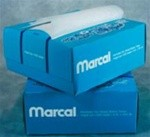 Wet Waxed Paper Sandwich Bag, 5 3/4 x 1 1/5 x 6 7/10, White, 1000/Pack