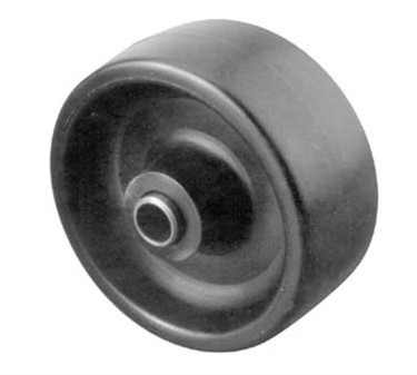 Franklin Machine Products  120-1178 Wheel (3, 3/8Id, with Bushing, Blk )