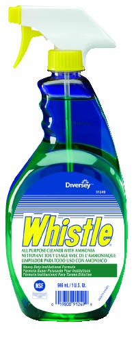 Whistle� All Purpose Cleaner, 32 Oz. Trigger Sprayer Bottle