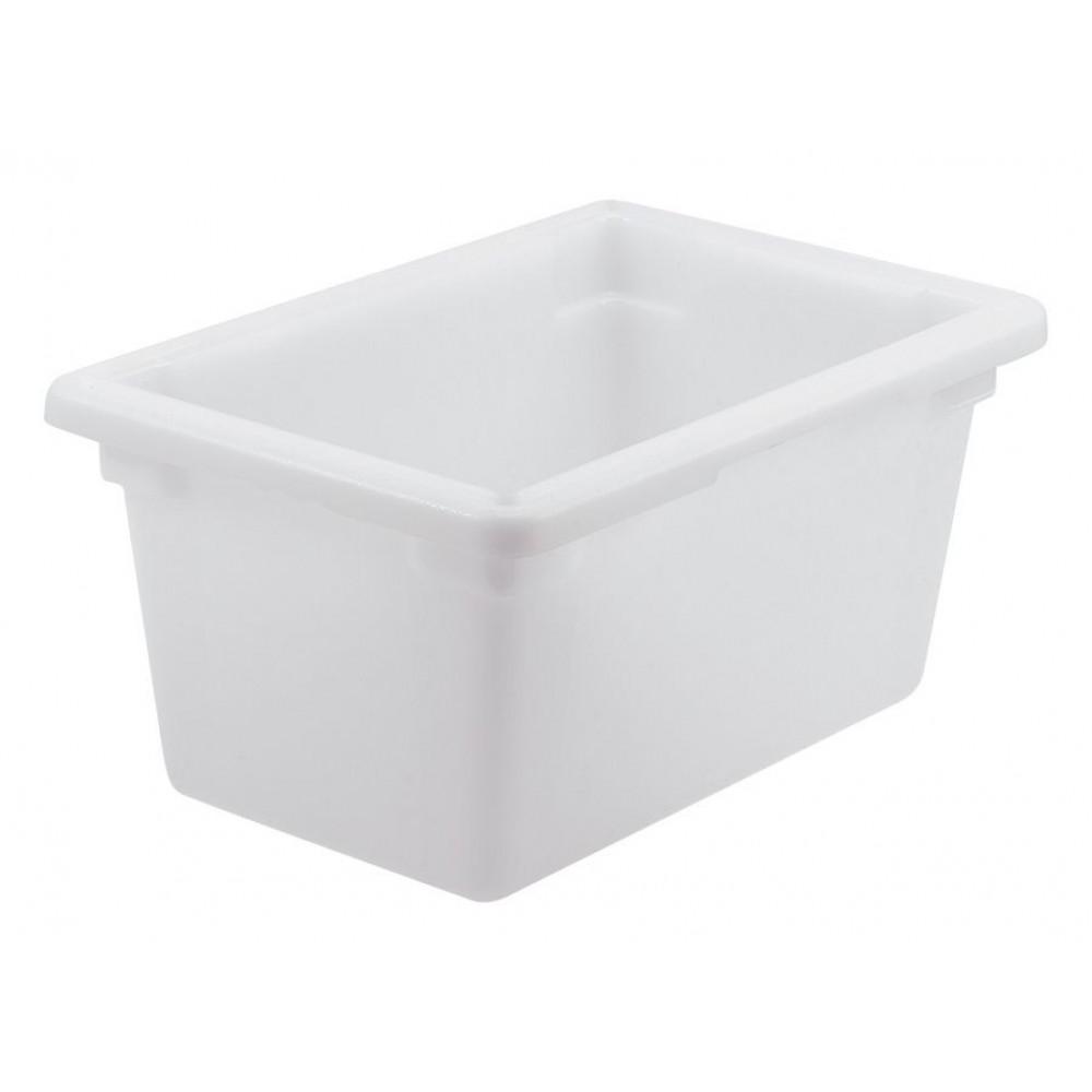 Winco Pfhw 9 White 18 Quot X 12 Quot X 9 Quot Food Storage Box Lionsdeal