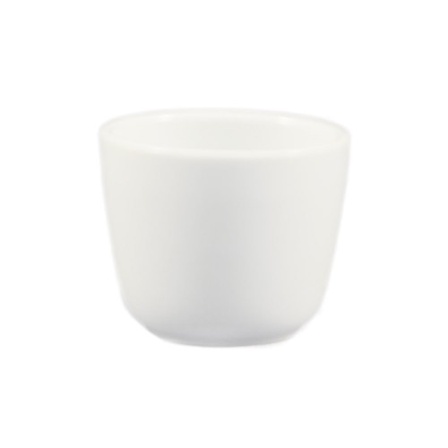 CAC China CTC-45-P White Chinese Tea Cup 4.5 oz.