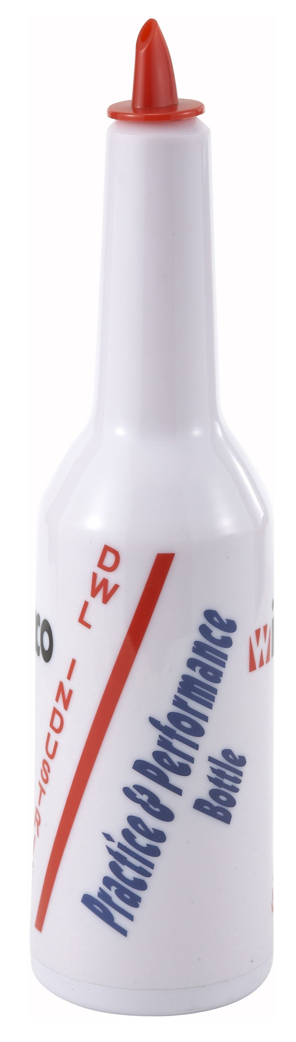 White Flair Bottle - 3 X 11-1/5