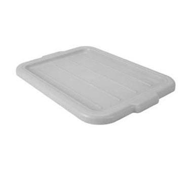 White Polyethylene Storage Box Lid - 15