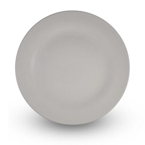 White Porcelain Salad/Dessert Plate, 7.5