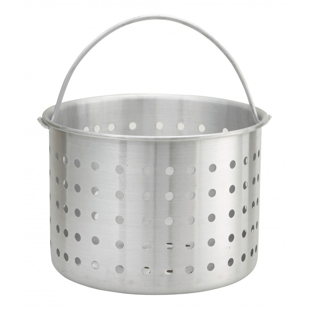 Win-Ware 32-Qt Aluminum Steamer Basket for 40 Qt. Pot