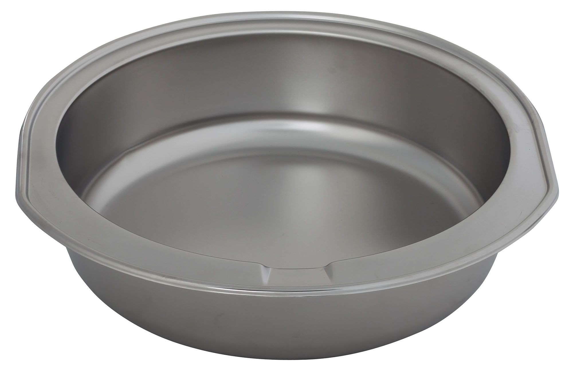 Winco 103-WP Virtuoso Water Pan for 6 Qt. Roll-Top Chafers (Models 103A and 103B)