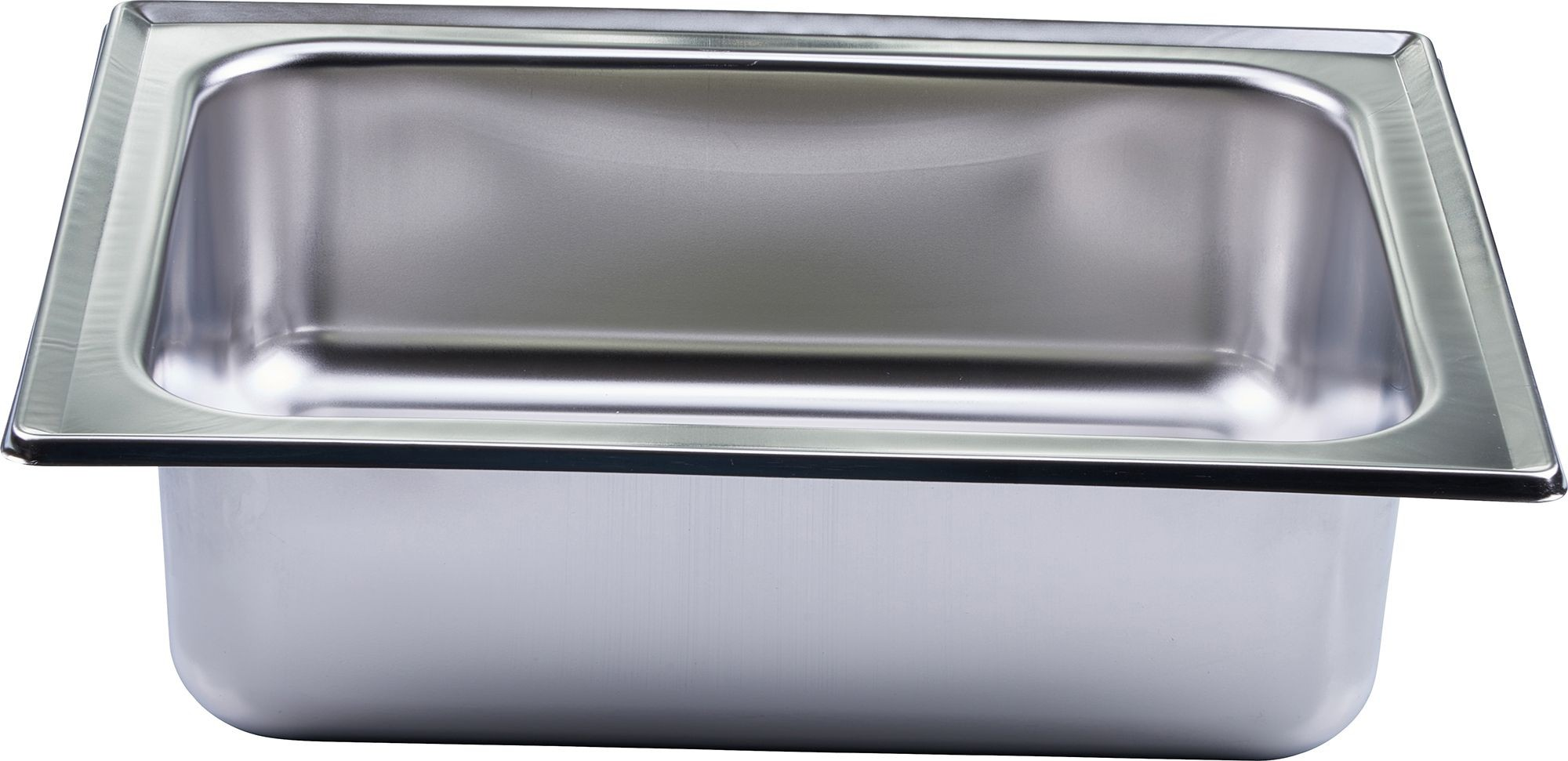 Winco 508-WP Water Pan for 4 Qt. Crown Half-Size Chafer 508