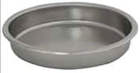 Winco 602-FP Food Pan for 6 Qt. Madison Round Roll-Top Chafer 602