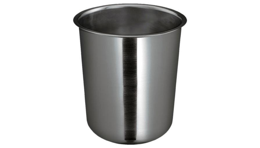 Winco BAMN-1.5 Stainless Steel Bain Marie Pot 1.5 Qt.