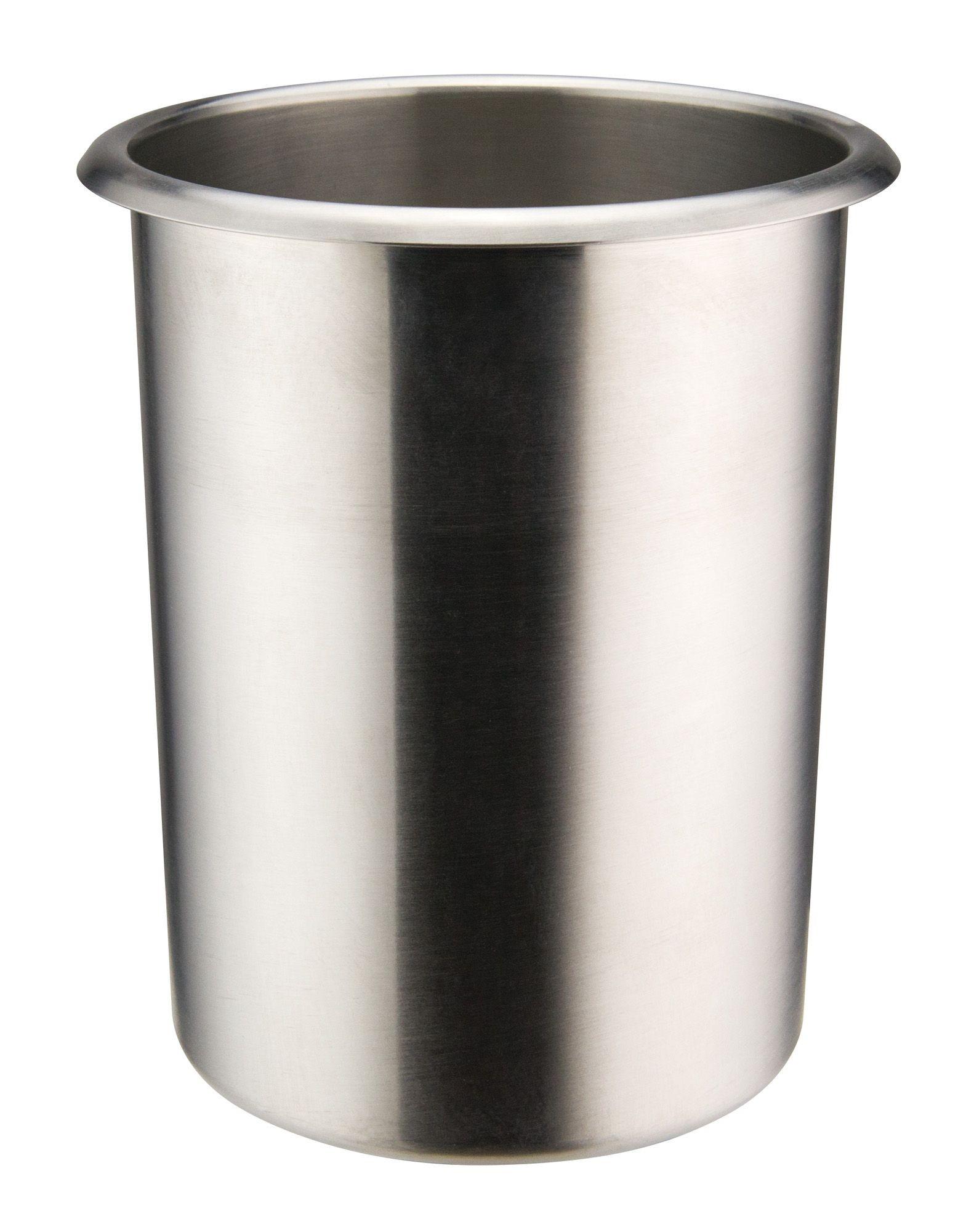 Winco BAMN-2 Stainless Steel Bain Marie Pot 2 Qt.