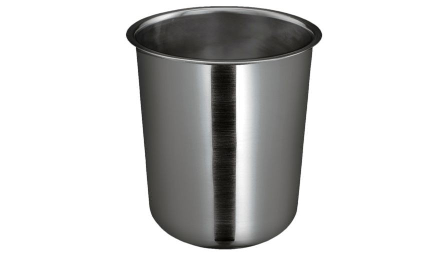 Winco BAMN-3.5 Stainless Steel Bain Marie Pot 3.5 Qt.