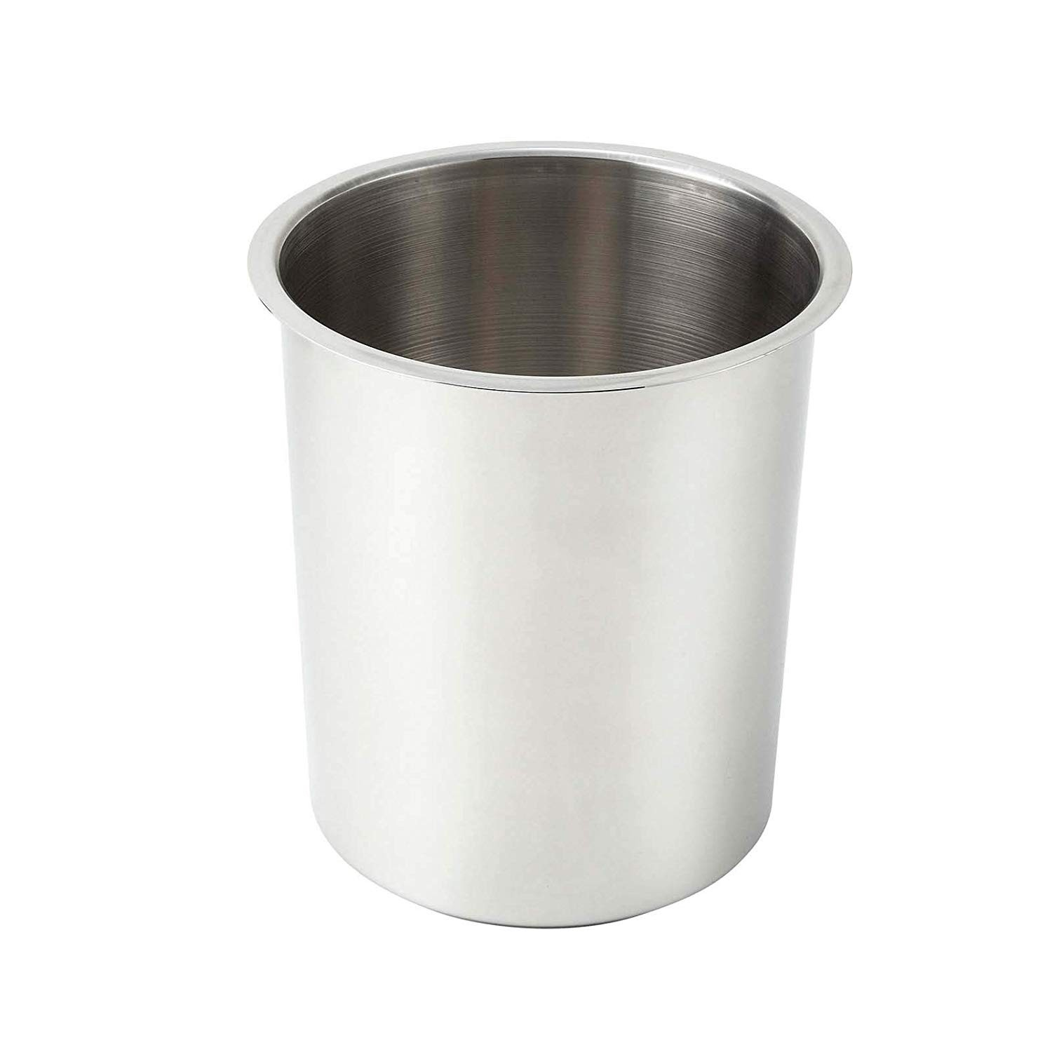 Winco BAMN-8.25 Stainless Steel Bain Marie Pot 8.25 Qt.