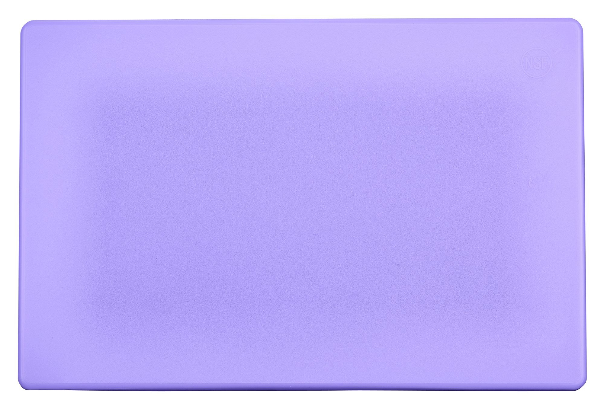 "Winco CBPP-1218 Allergen Free Purple Cutting Board, 12"" x 18"" x 1/2"""
