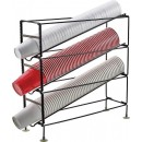 Winco CDR-3 Cup Dispensing Rack, 3-Tier
