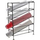 Winco CDR-4 Cup Dispensing Rack, 4-Tier