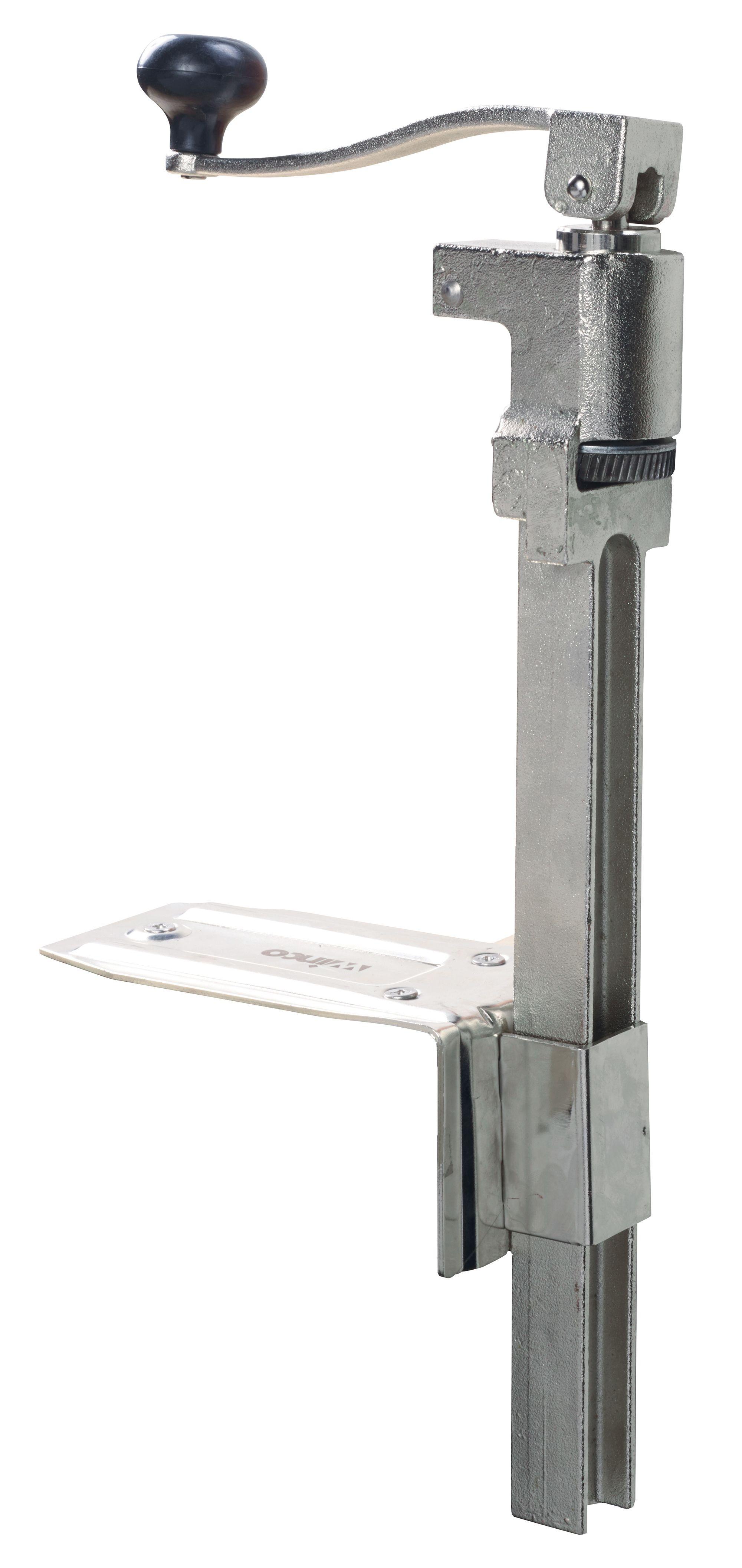 Winco CO-1 Steel Manual Can Opener, Standard Duty