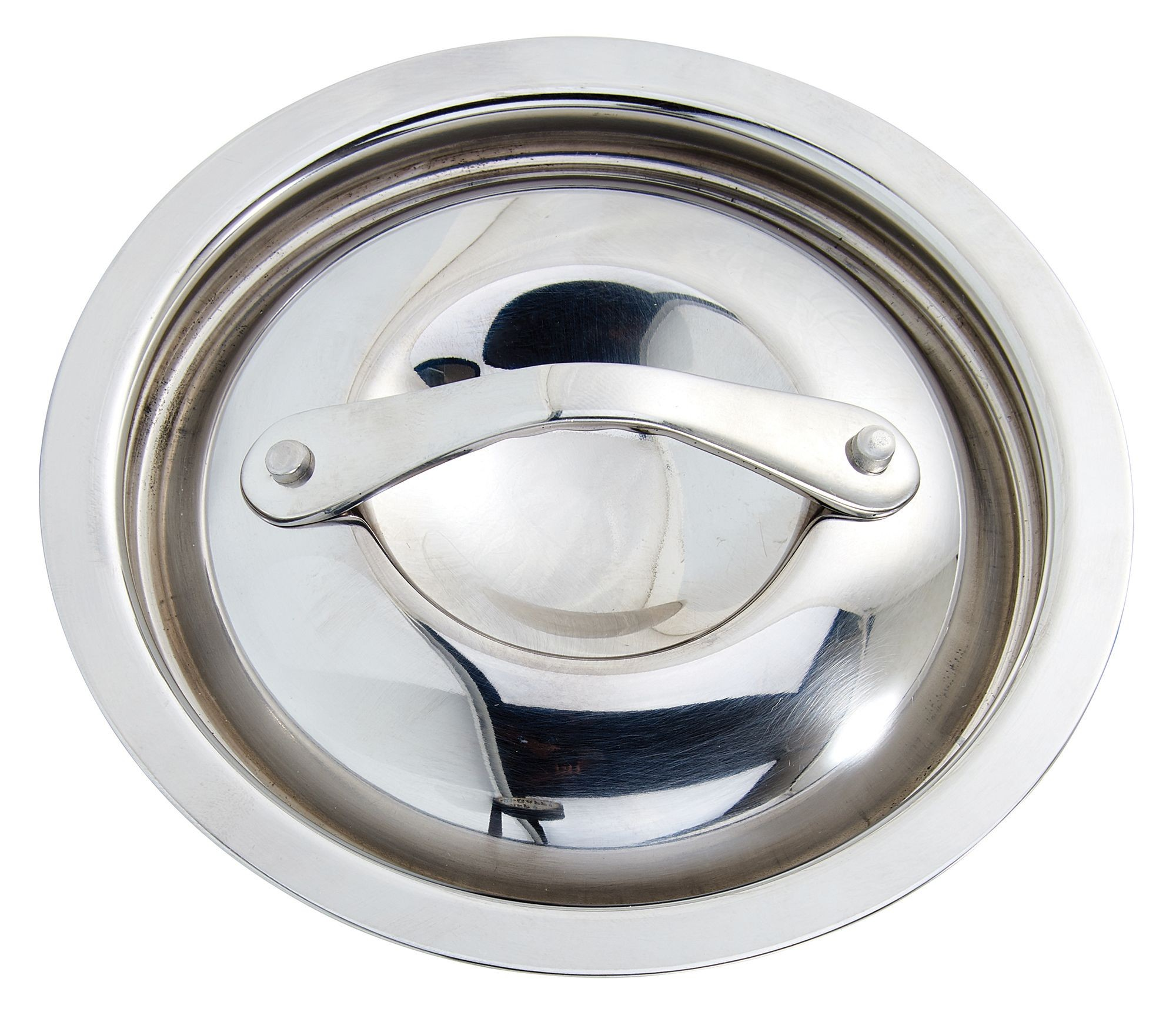 "Winco DCL-375 Lid for DCCR 3.75"" Mini Casserole"