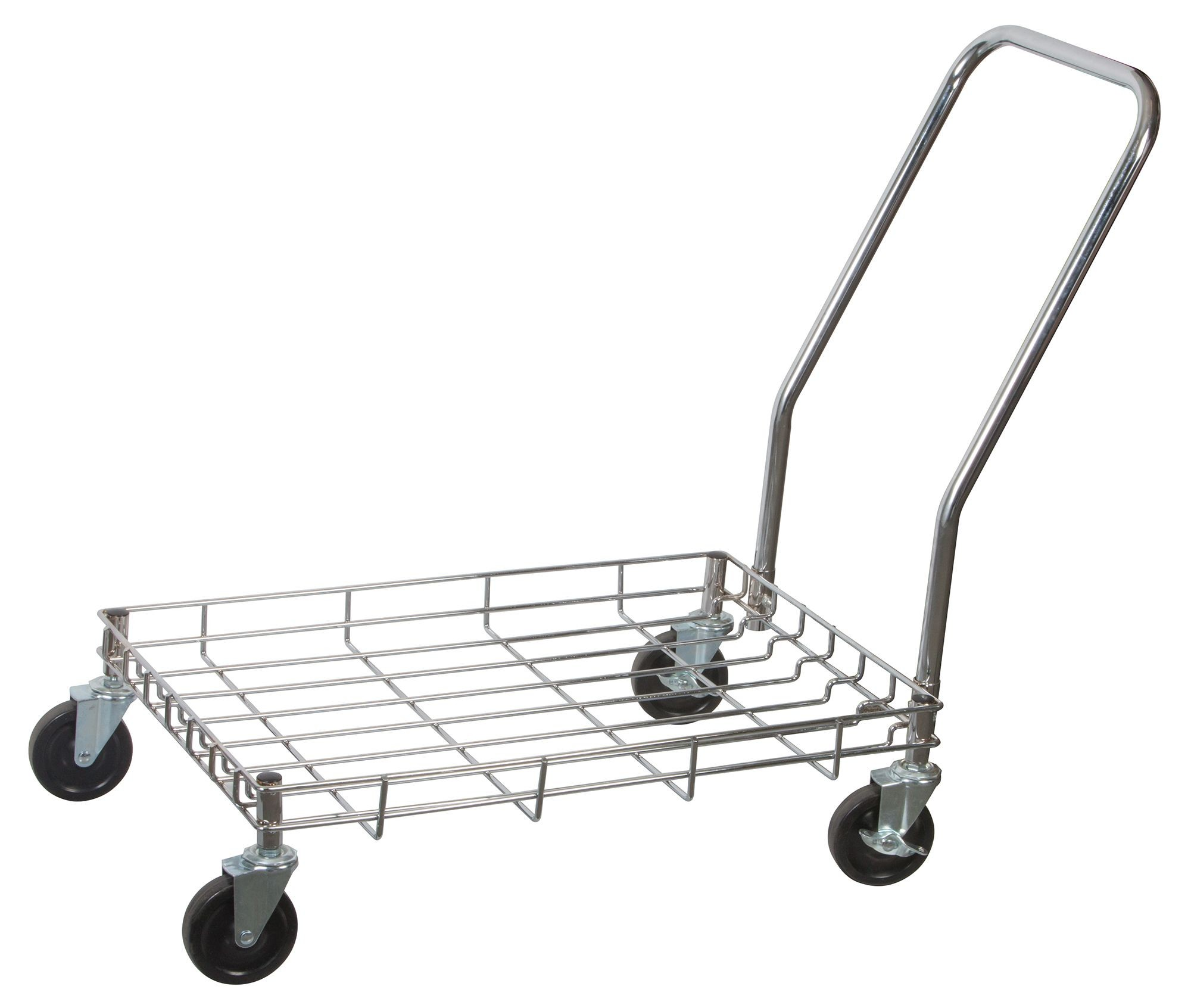 Winco DWR-2617 Wire Dolly for Dough Boxes