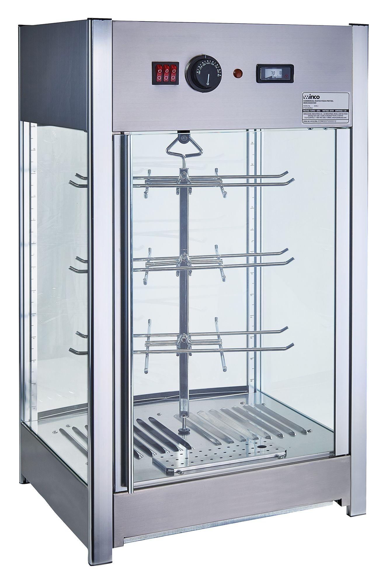 Winco  Pretzel Rack for EDM-2 Display Merchandiser (Inside rack only)